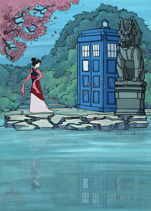 뮬란 and dr. who