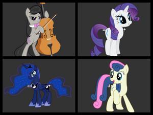 My inayopendelewa Characters