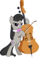 Octavia Vector - my-little-pony-friendship-is-magic photo