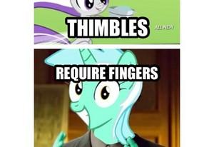 My Little ٹٹو Memes