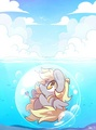 Bubbles under the Sea - my-little-pony-friendship-is-magic photo