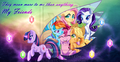 they mean more to me than anything my friends - my-little-pony-friendship-is-magic photo
