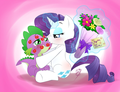 lovers reward - my-little-pony-friendship-is-magic photo
