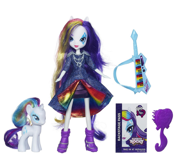 Equestria Girls: Rainbow Rocks Toys
