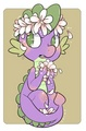 Flowered Spike - my-little-pony-friendship-is-magic photo