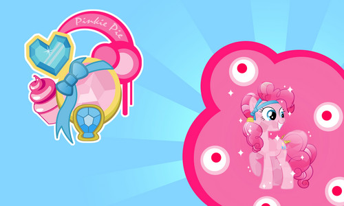 My Little Pony Friendship is Magic wallpaper titled Crystal Ponies Wallpapers