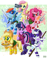 Ninja Pony - my-little-pony-friendship-is-magic photo