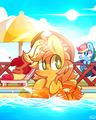 Swimming Pool - my-little-pony-friendship-is-magic photo