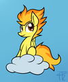 This is MY Cloud - my-little-pony-friendship-is-magic photo