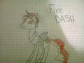 Fire Dash-Gift For jordy_dash - my-little-pony-friendship-is-magic photo