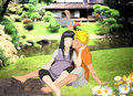 **NaruHina** - naruto-couples-%E2%99%A5 wallpaper