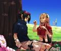 SasuSaku (Sasuke and Sakura)