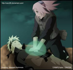 *Naruto / Sakura*