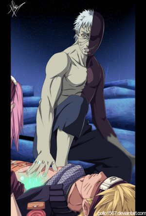*Obito / Naruto*