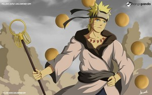 *Naruto Sage of Six path*