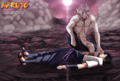 *Kabuto Saves Sasuke* - naruto-shippuuden photo