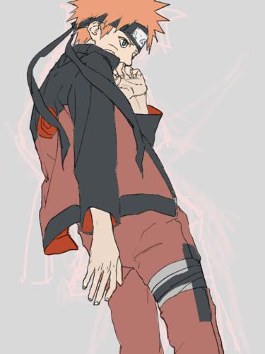 Naruto achtergrond probably with anime called Naruto Uzumaki