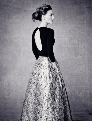 Paolo Roversi for Dior Magazine (February 2014) - Hi-Res Photoshoot