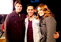 Stanathan-BTS season 6 - nathan-fillion-and-stana-katic photo