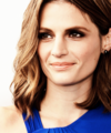 Stana at the Independent Film Award(March,2014) - nathan-fillion-and-stana-katic photo