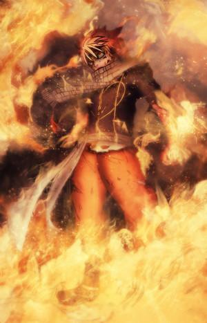 Natsu Dragneel, Dragon of Hope
