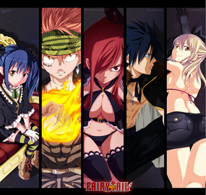 Fairy Tail Guild Mages