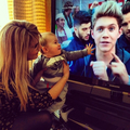 Theo is so adorable!!!! - niall-horan photo