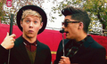 Niall and Zayn - niall-horan photo