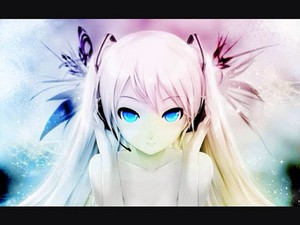 Mistical Nightcore girl