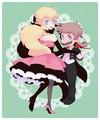 Peach and Mario ^^ - nintendo fan art