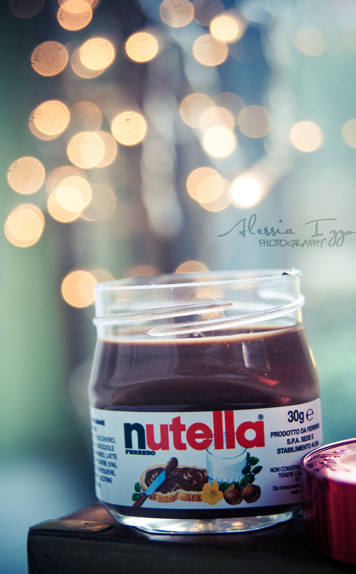 nutellaaa--------------------- - Nutella Wallpaper ...