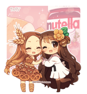 Nutella Fan Club Fansite With Photos Videos And More