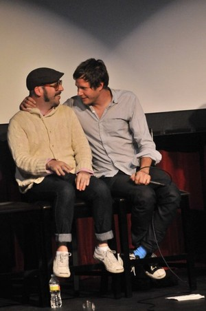 Damian and Tim c:
