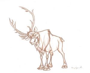 Sven sketch