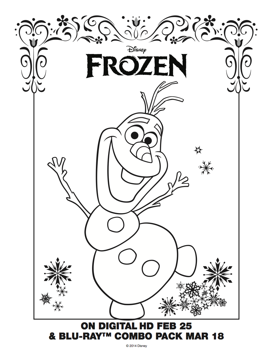 Olaf And Sven Images Frozen Olaf Coloring Sheet Hd Wallpaper And - Frozen-sven-coloring-pages