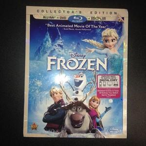 Nữ hoàng băng giá Blu-ray