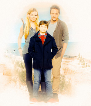 Henry, Emma and Neal