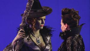 Regina vs Zelena