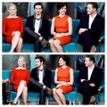OUAT Cast - The View