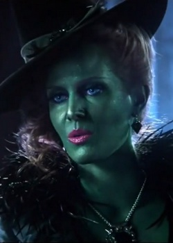Zelena the wicked witch