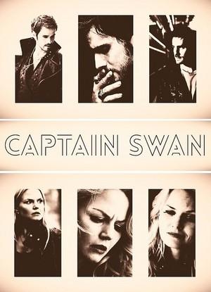 Captain cisne