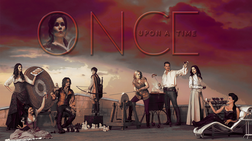 Once Upon A Time kertas dinding containing a konsert titled Once Upon a Time Promo