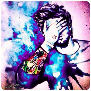 Zayn private instagram