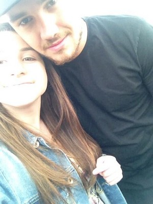Liam and fans
