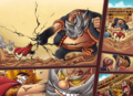*Don Chinjao v/s Luffy* - one-piece photo