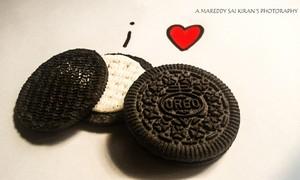 oreo cookie-------------------