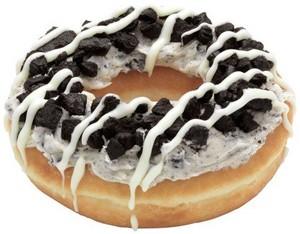 oreo donut------------------