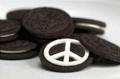 oreo cookies peace-------------