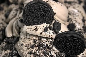 ice cream oreo-----------------