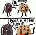 oreo and cookies---------♥